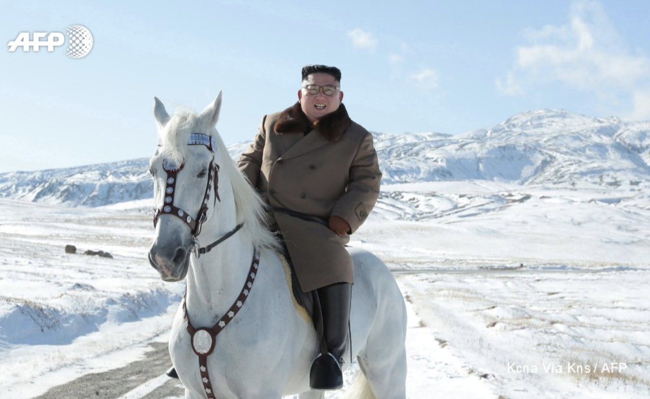 Beyond The Bomb A Grassroots Movement To Stop Nuclear War Dictators Love Horses But Can They Actually Ride Them