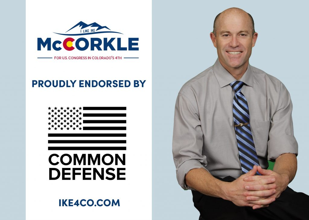 CO-04 - Ike McCorkle
