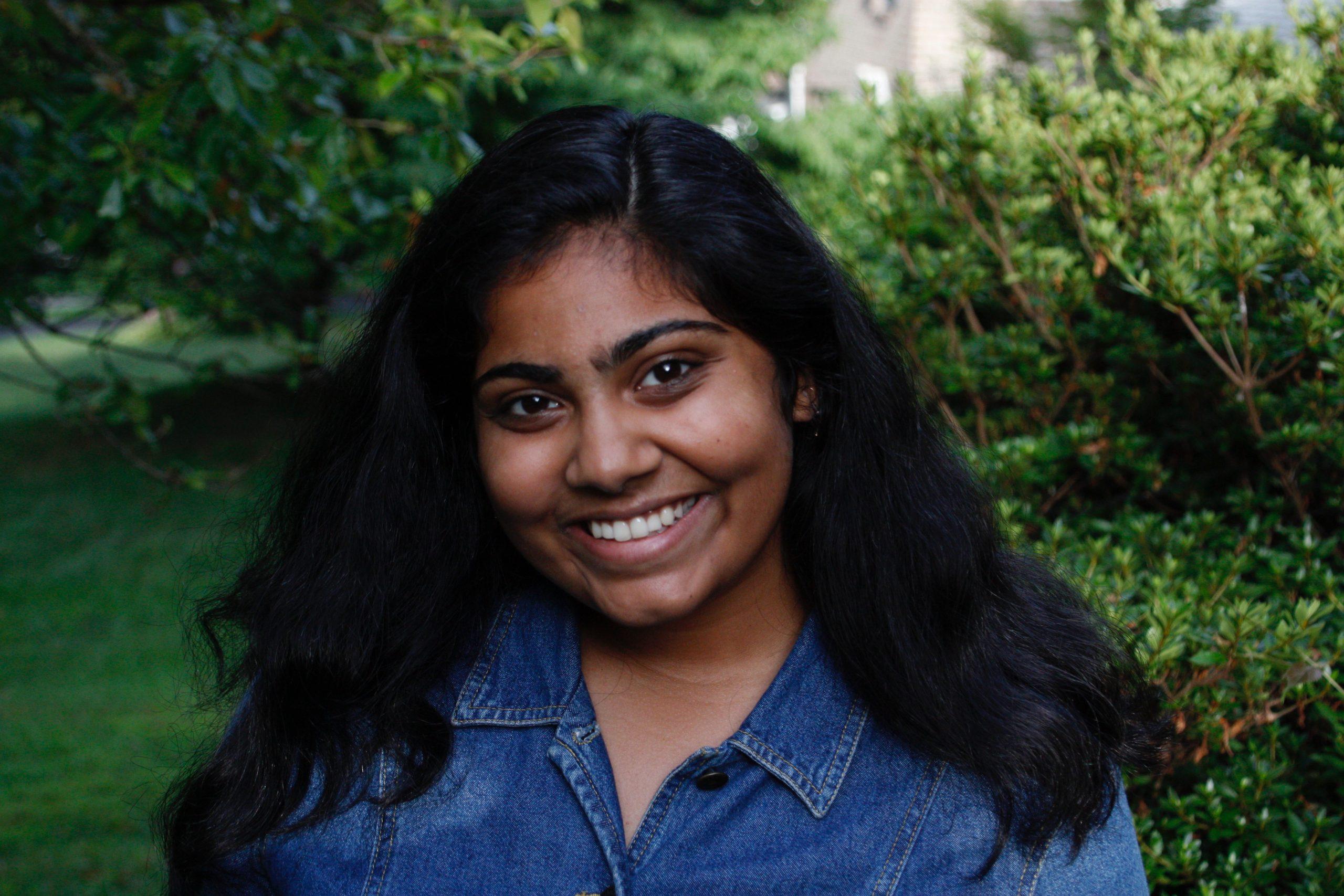 Anusha Chinthalapale - Spring 2020