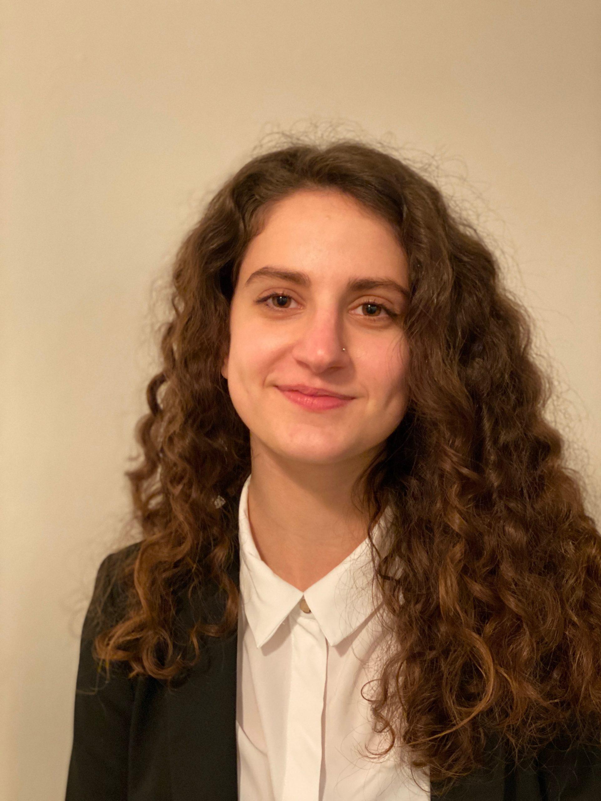 Sarah Vamvounis - Spring, Summer 2020